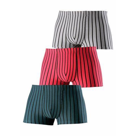 Authentic Underwear Le Jogger boxershort (set van 3)