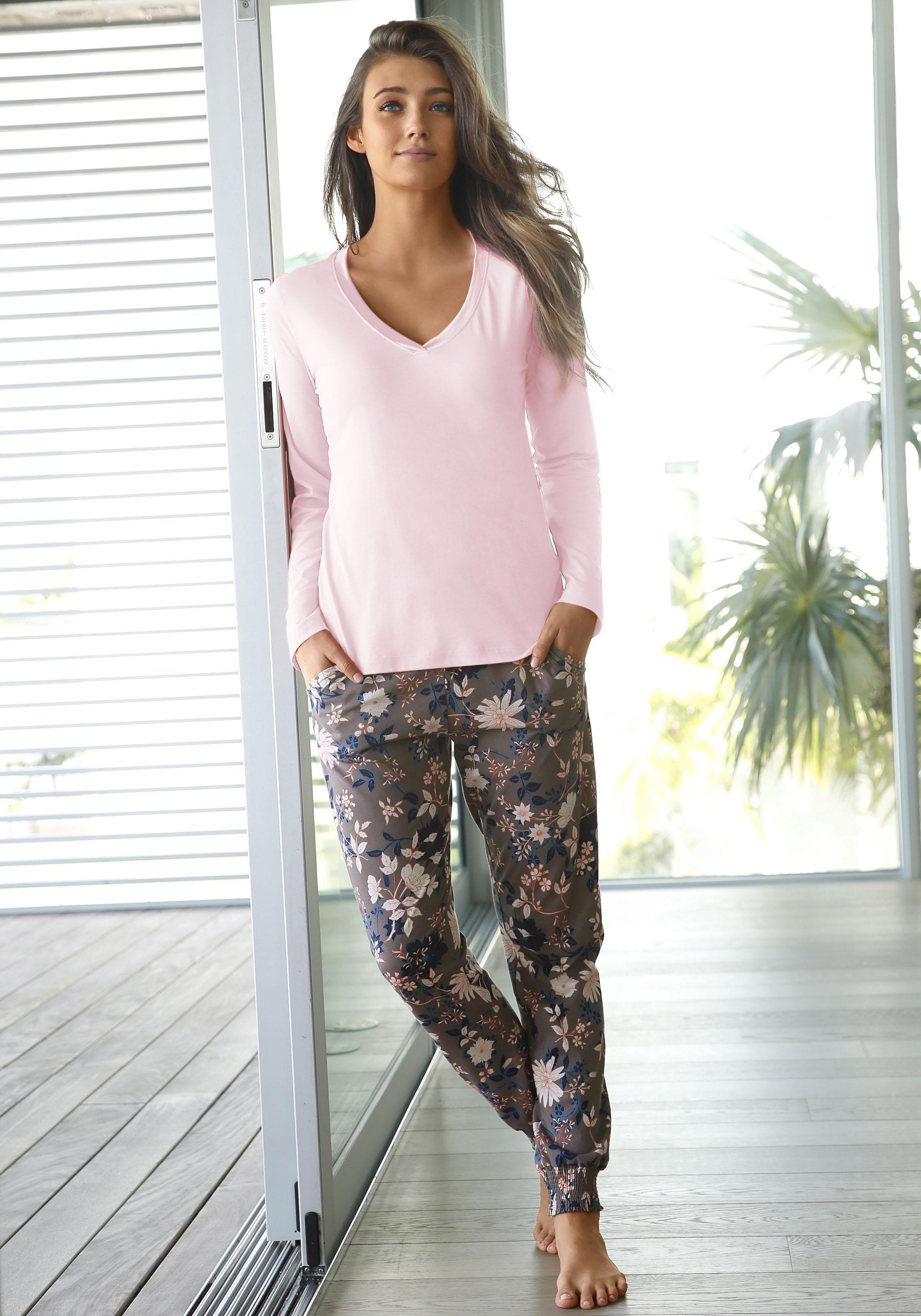 s.Oliver RED LABEL Bodywear pyjama - gratis ruilen op otto.nl