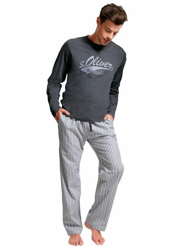 s.Oliver pyjama, lang