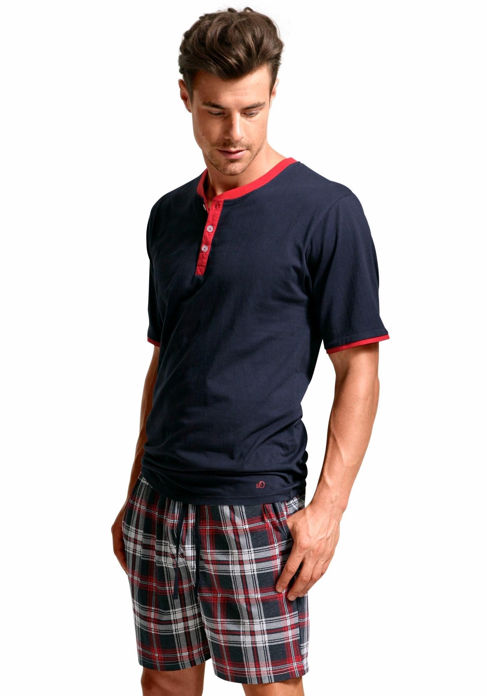 s.Oliver pyjama, kort - verschillende betaalmethodes