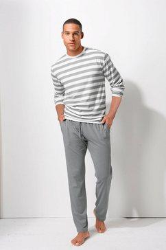 h.i.s pyjama grijs