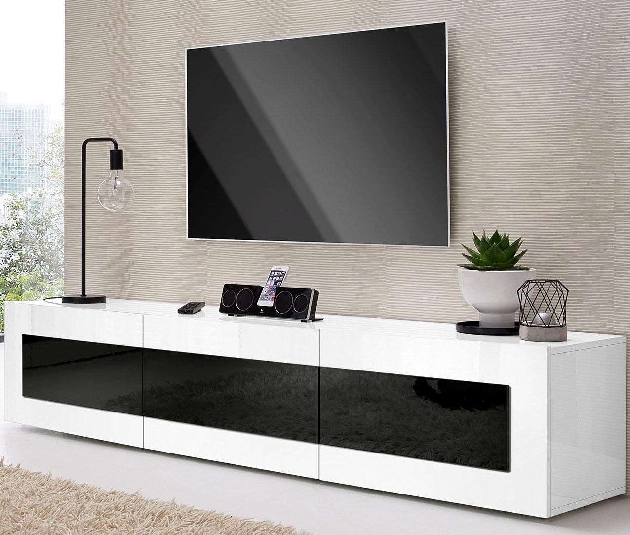 Tecnos TV-meubel, breedte 200 cm