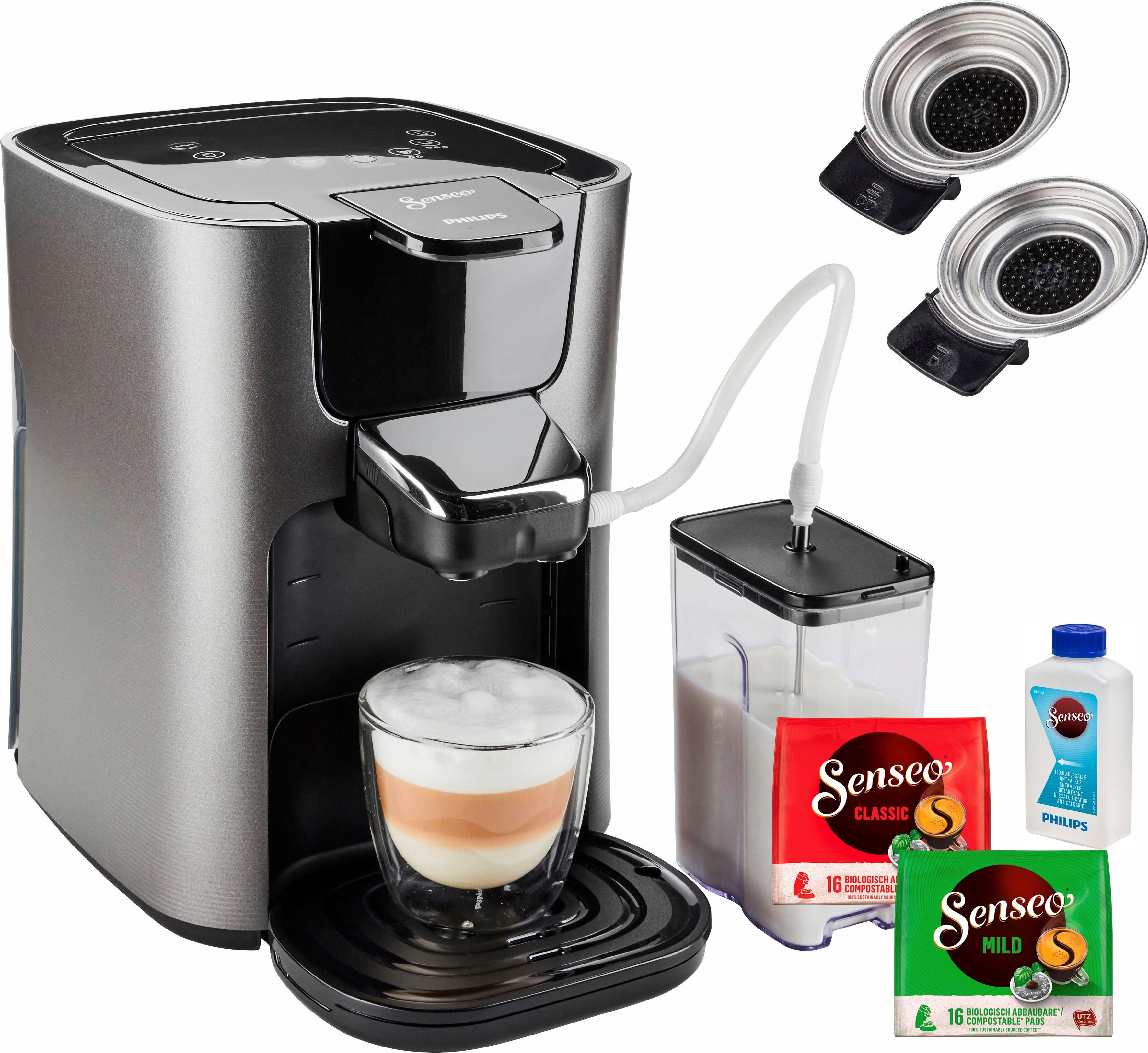 Senseo »HD6574/50 Latte Duo« koffiepadautomaat goedkoop op otto.nl kopen