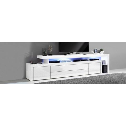 TV-meubel, breedte 227 cm