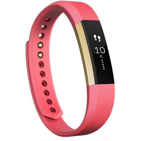 Fitbit Alta - Roze/goud - Special Edition - Large