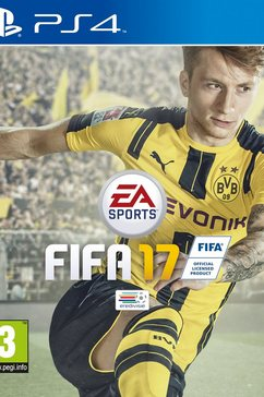 PS 4, Fifa 17
