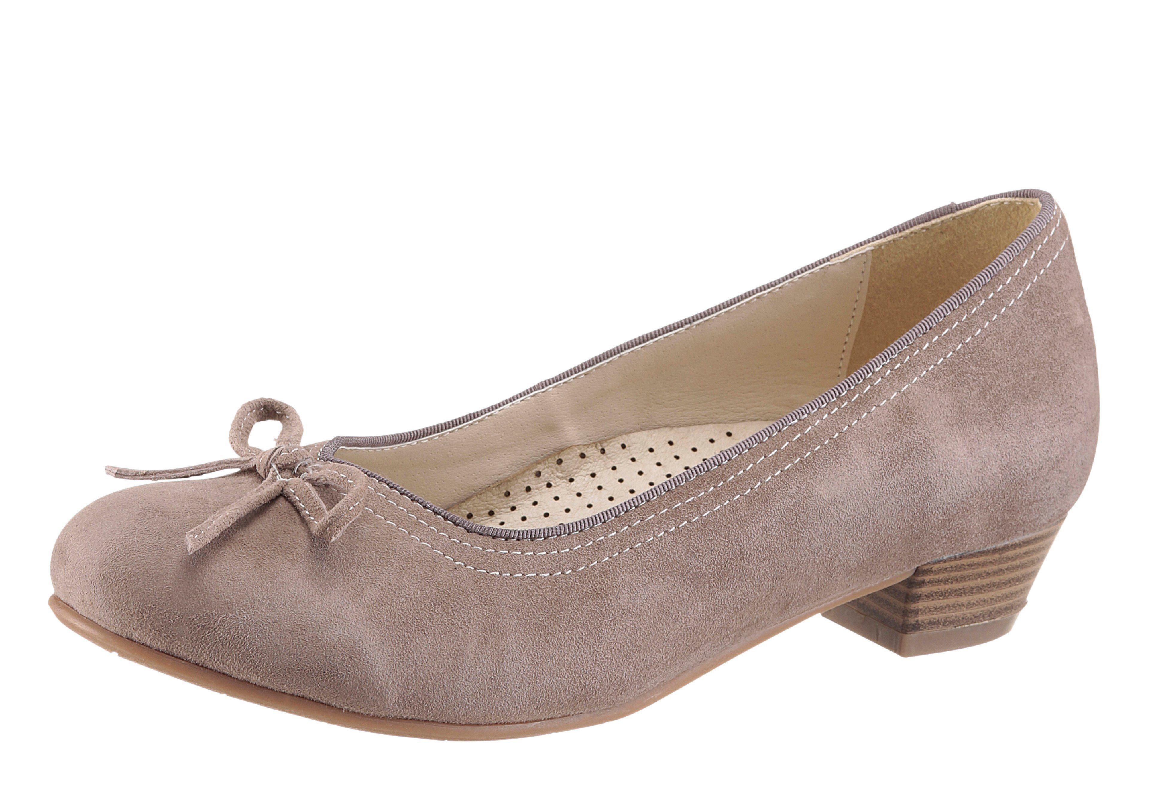 Hirsch Chaussures Femmes Balle Folkloriques Avec Arc LkqDD