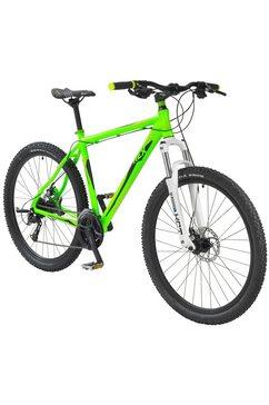 Mountainbike »REX BERGSTEIGER 740«, 27,5 inch, 24 versnellingen, schijfremmen