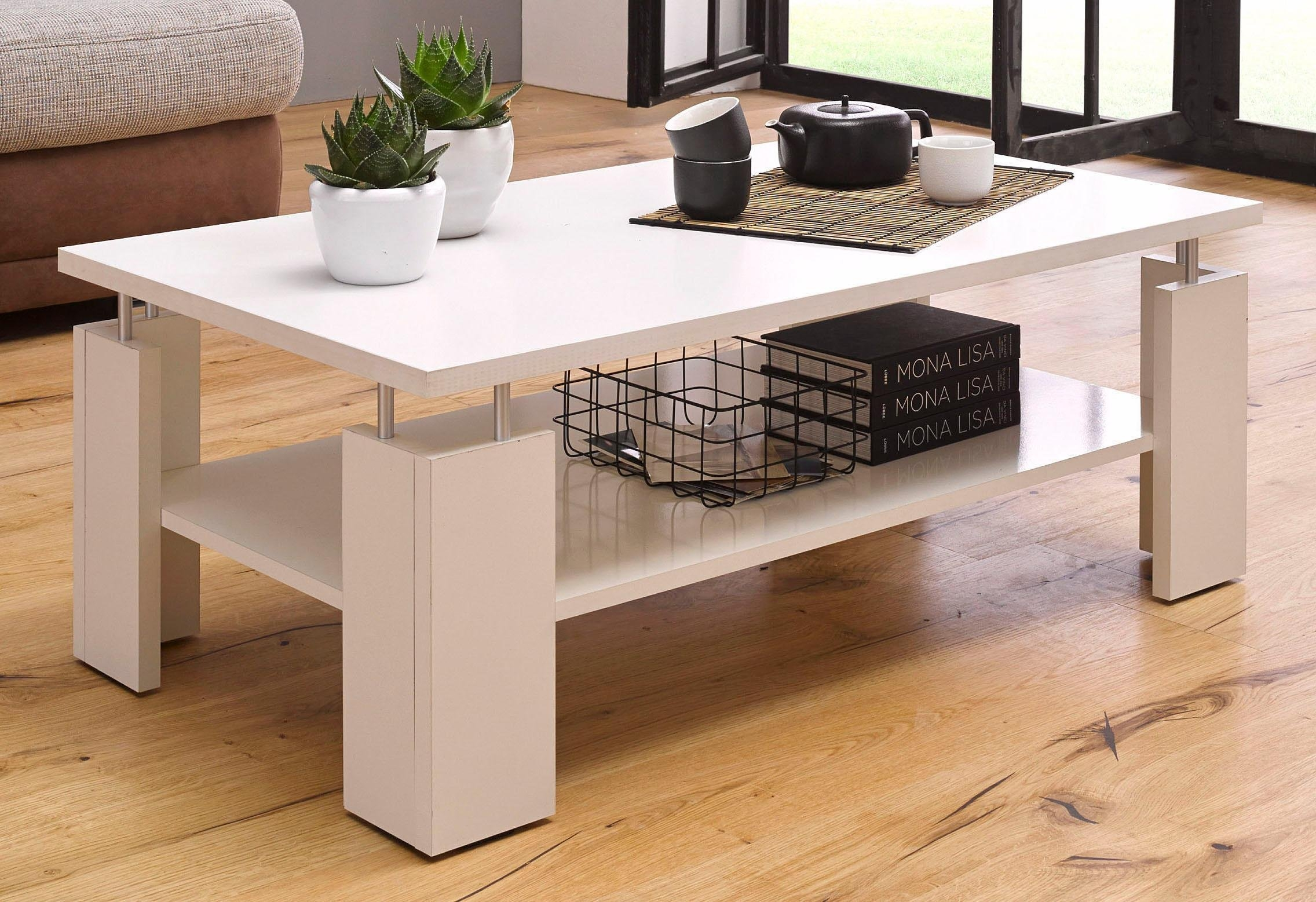 Op zoek naar een PRO Line salontafel met plank? Koop online bij OTTO