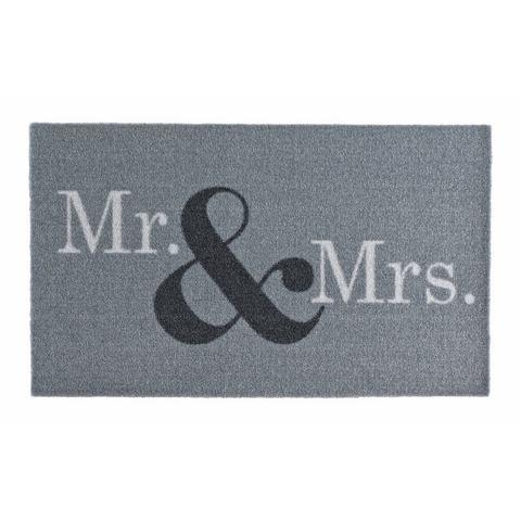 Mat, ZALA LIVING, »Mr. & Mrs.«, getuft