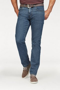 pioneer authentic jeans straight-jeans »ron« blauw