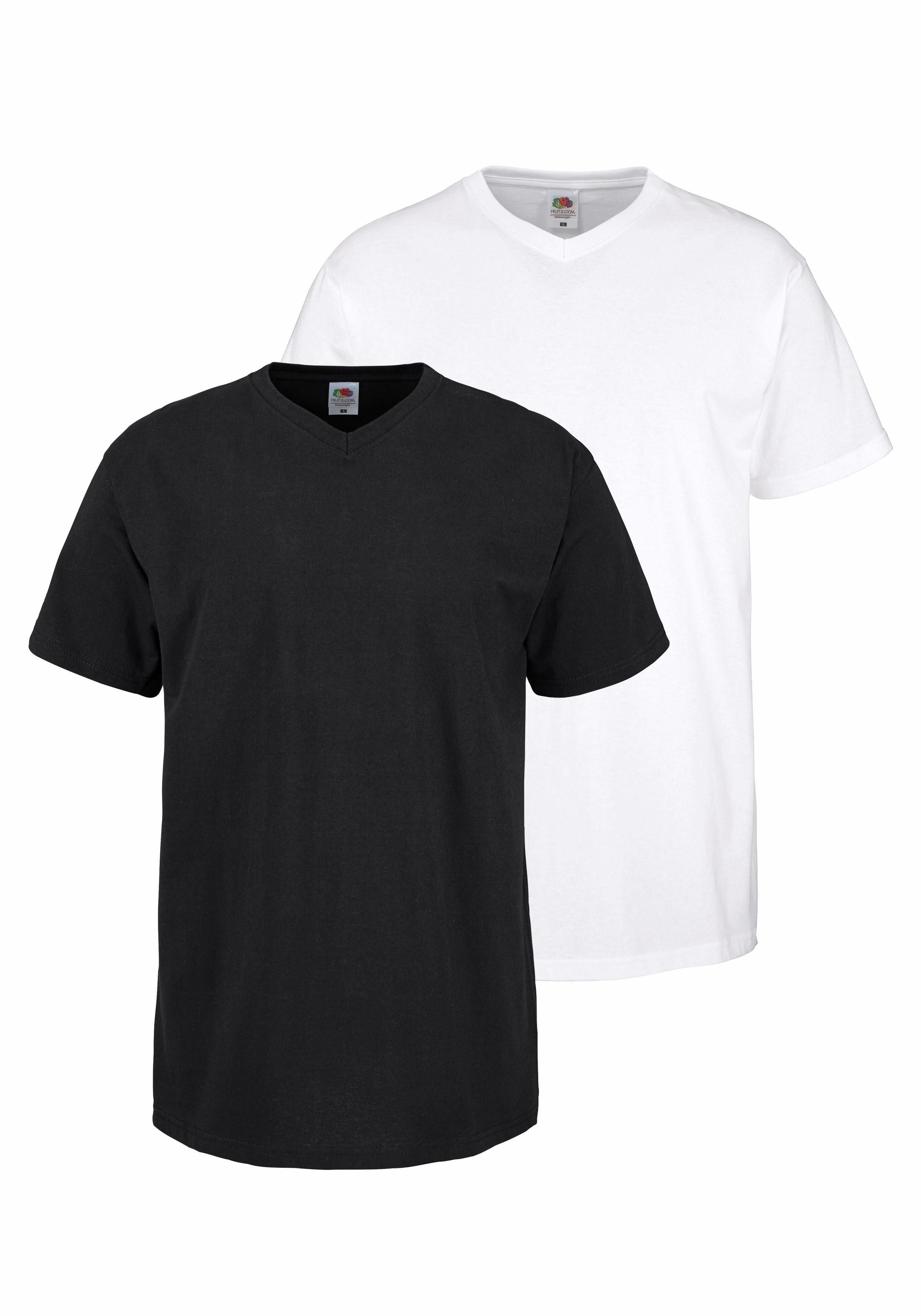 Fruit of the Loom T-shirt in set van 2 online kopen op otto.nl