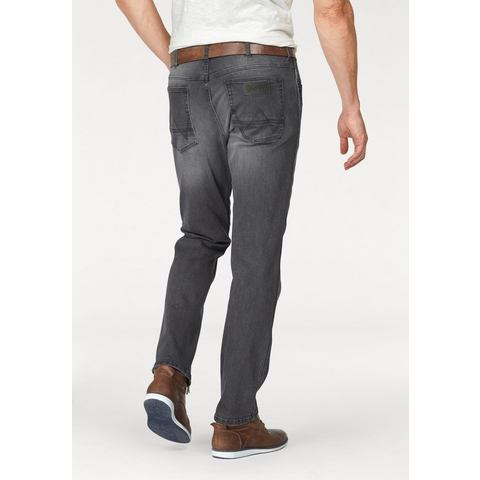 NU 15% KORTING: WRANGLER straight-jeans »Greensboro«