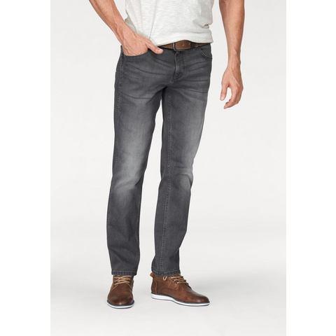 NU 15% KORTING: WRANGLER straight-jeans »Greensboro«