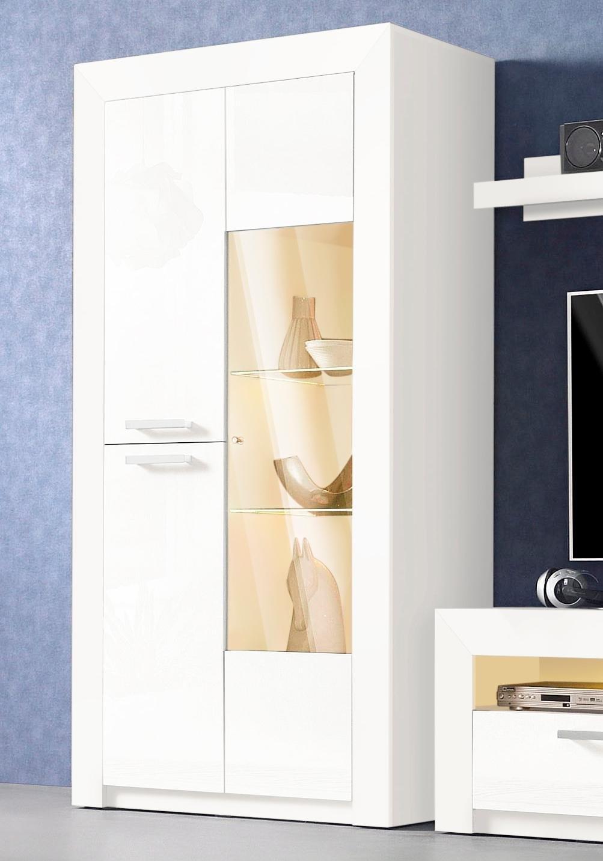 vitrinekast online kopen gratis verzending otto. Black Bedroom Furniture Sets. Home Design Ideas