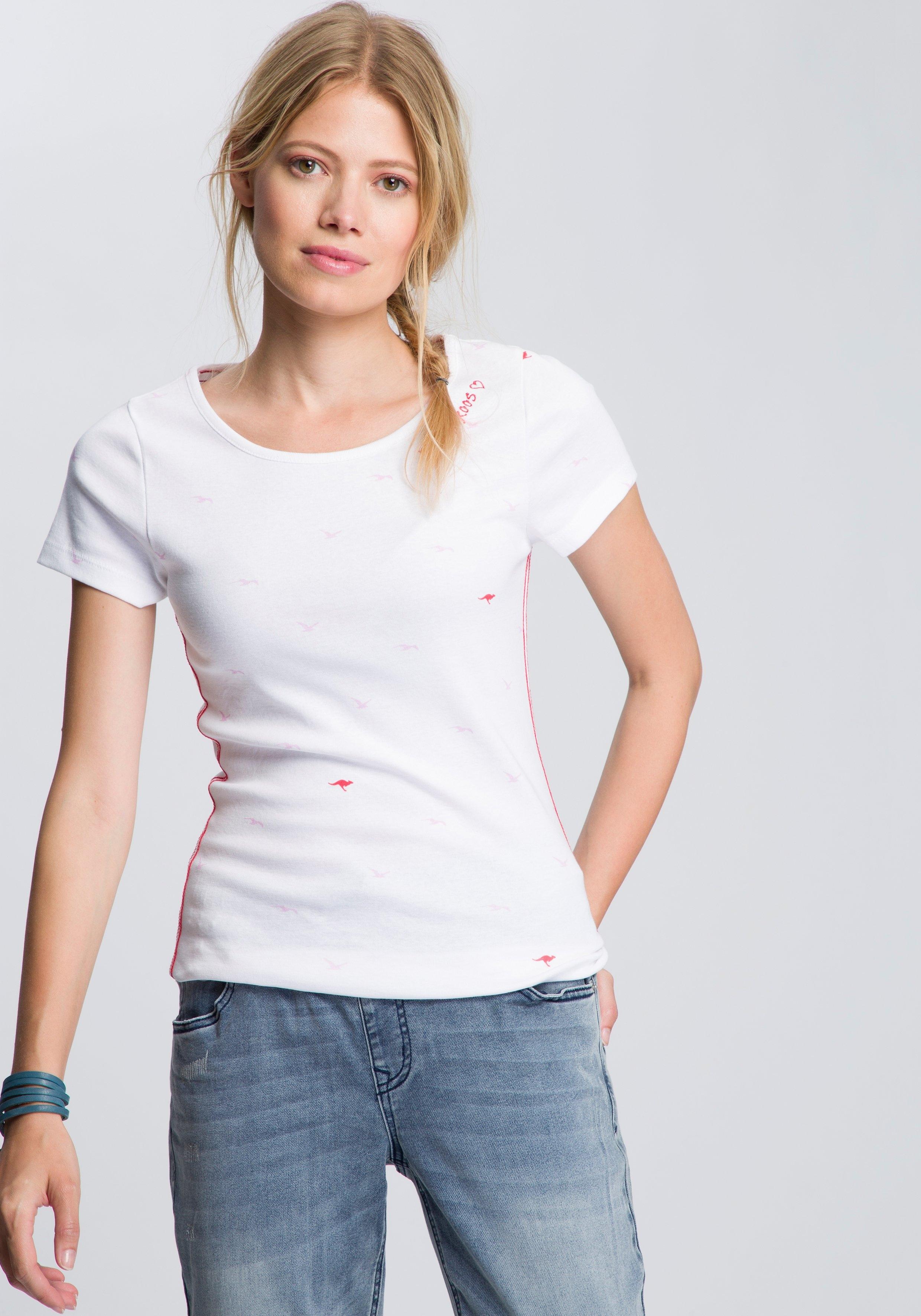 KangaROOS T-shirt in de webshop van OTTO kopen