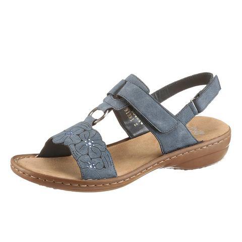 NU 20% KORTING: RIEKER sandalen