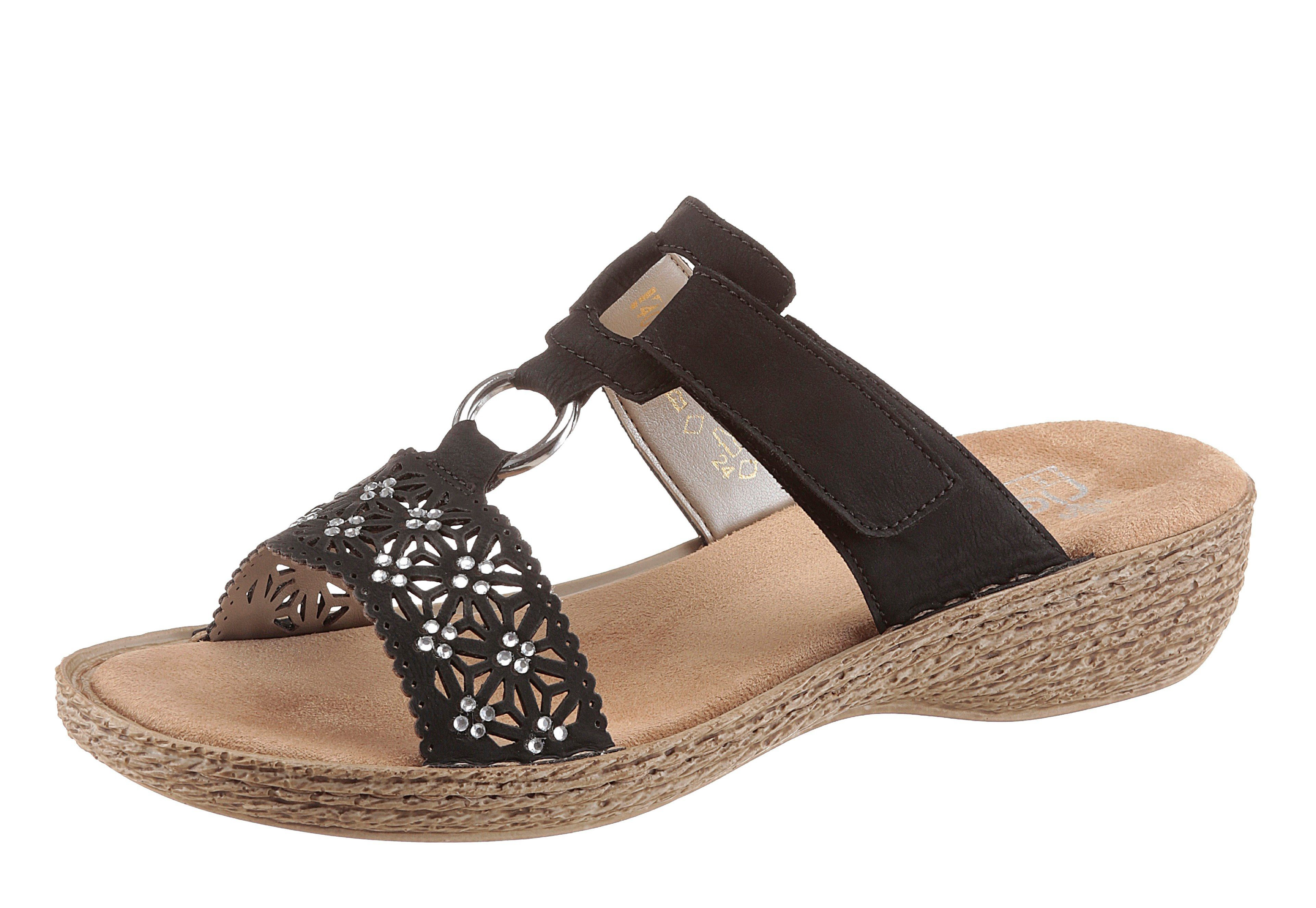 Sandales Compensées Rieker aKtMW9IRB