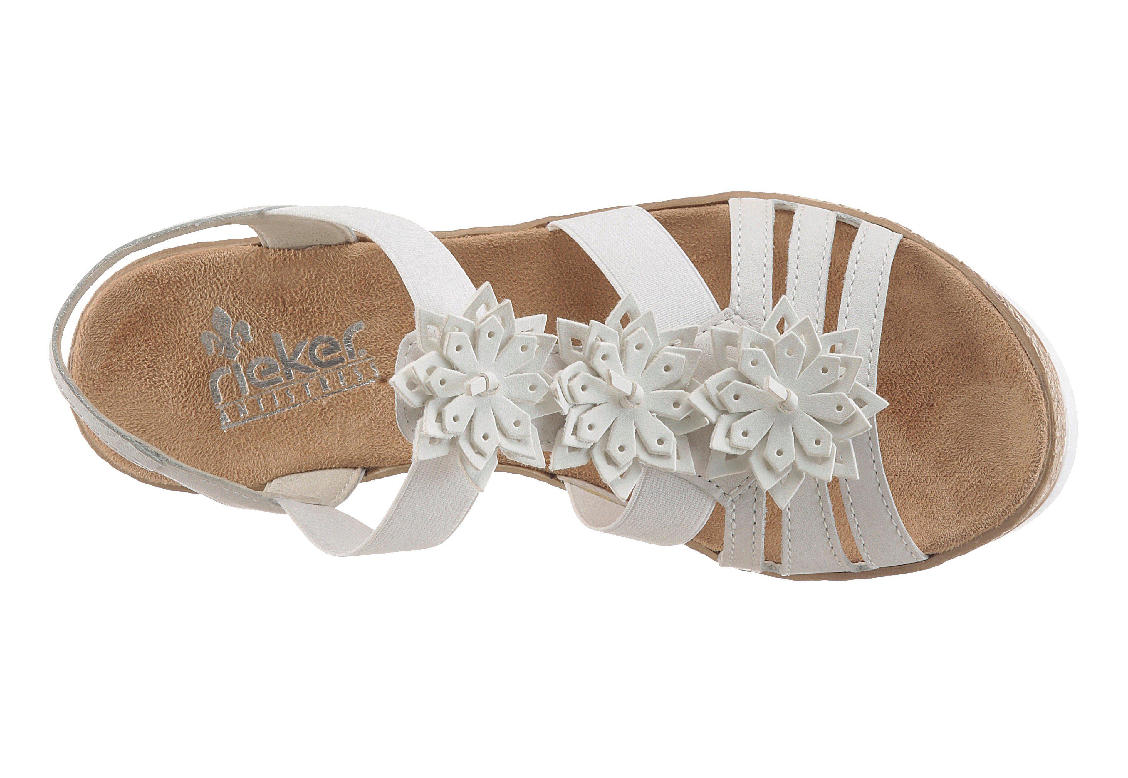 Sandales Compensées Rieker Mz6MNfbi1