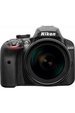 D3400 Kit AF-S 18-105 VR spiegelreflexcamera, AF-S 18-105 VR zoom, 24,2 megapixel