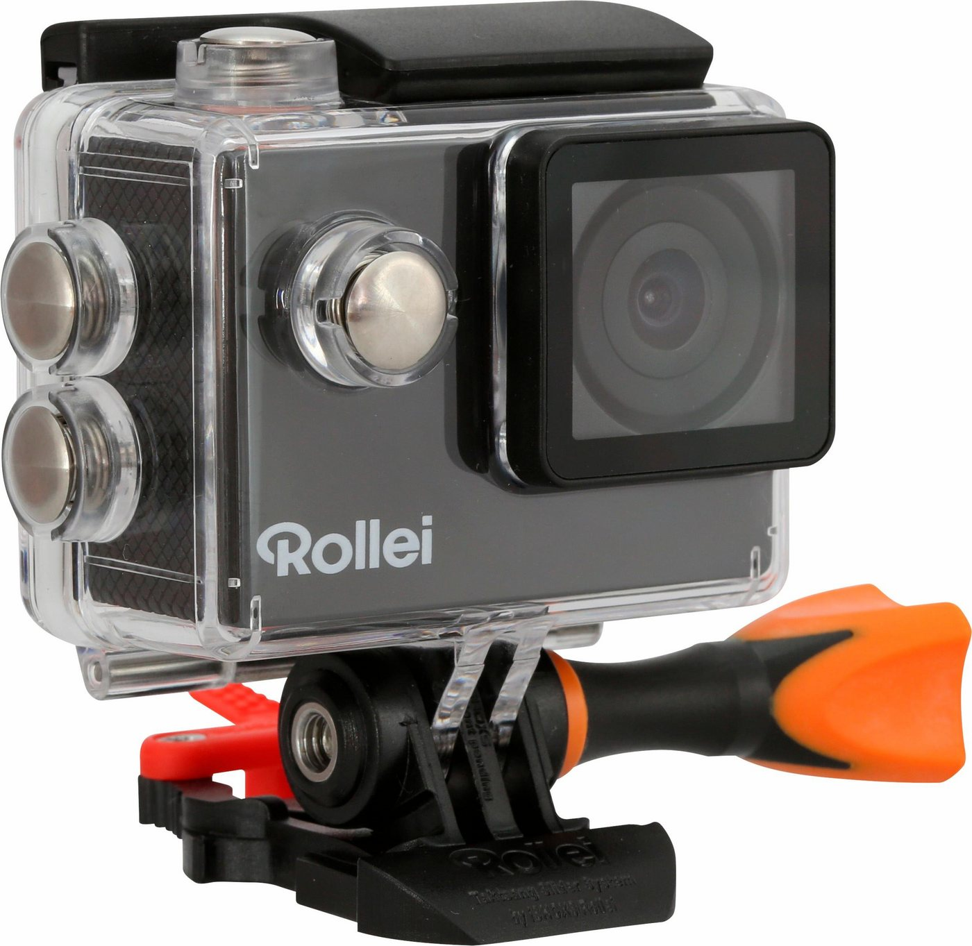 ROLLEI actioncam 425 Set 4K (Ultra HD) actioncam WLAN