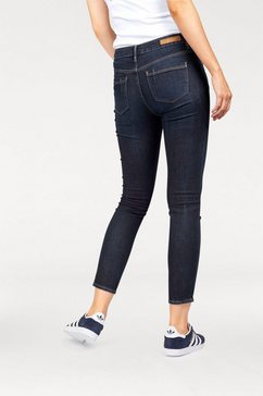 paddock's skinny fit-jeans »lucy« blauw