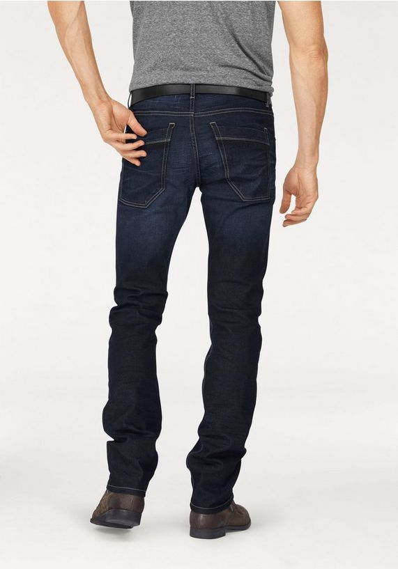 BRUNO BANANI straight-jeans »Liam (Stretch)«