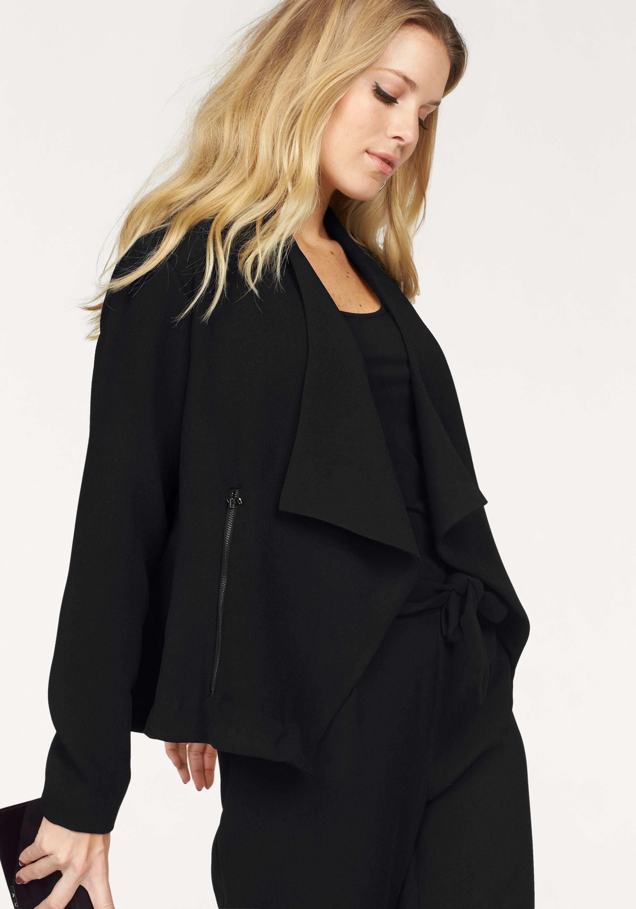 VERO MODA korte blazer »MARI« nu online kopen bij OTTO