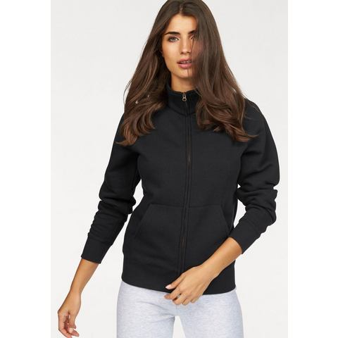 NU 20% KORTING: FRUIT OF THE LOOM sweatshirt »Lady-fit Premium Sweat Jacket«