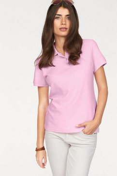fruit of the loom poloshirt »lady-fit premium polo« rood