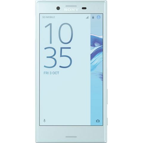 SONY Xperia X compact smartphone, 12,7 cm (4,6 inch) display, LTE (4G), Android 6.0 (Marshmallow)