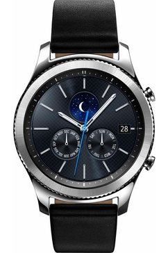 Gear S3 Classic smartwatch, Tizen, 3,3 cm (1,3 inch) Super AMOLED-touch-display