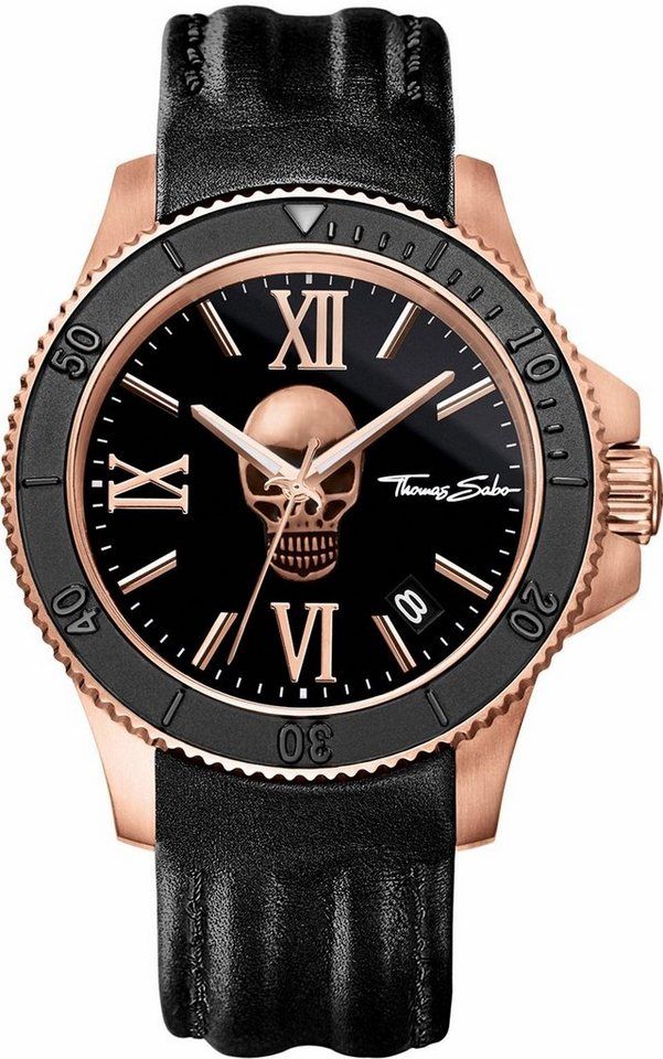 THOMAS SABO kwartshorloge »REBEL ICON WA0279«