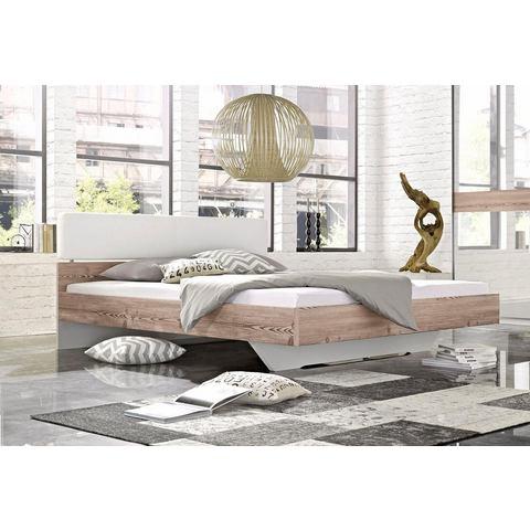 RAUCH Bed met zacht verdikt hoofdbord 180x200 cm wit Inosign 552472