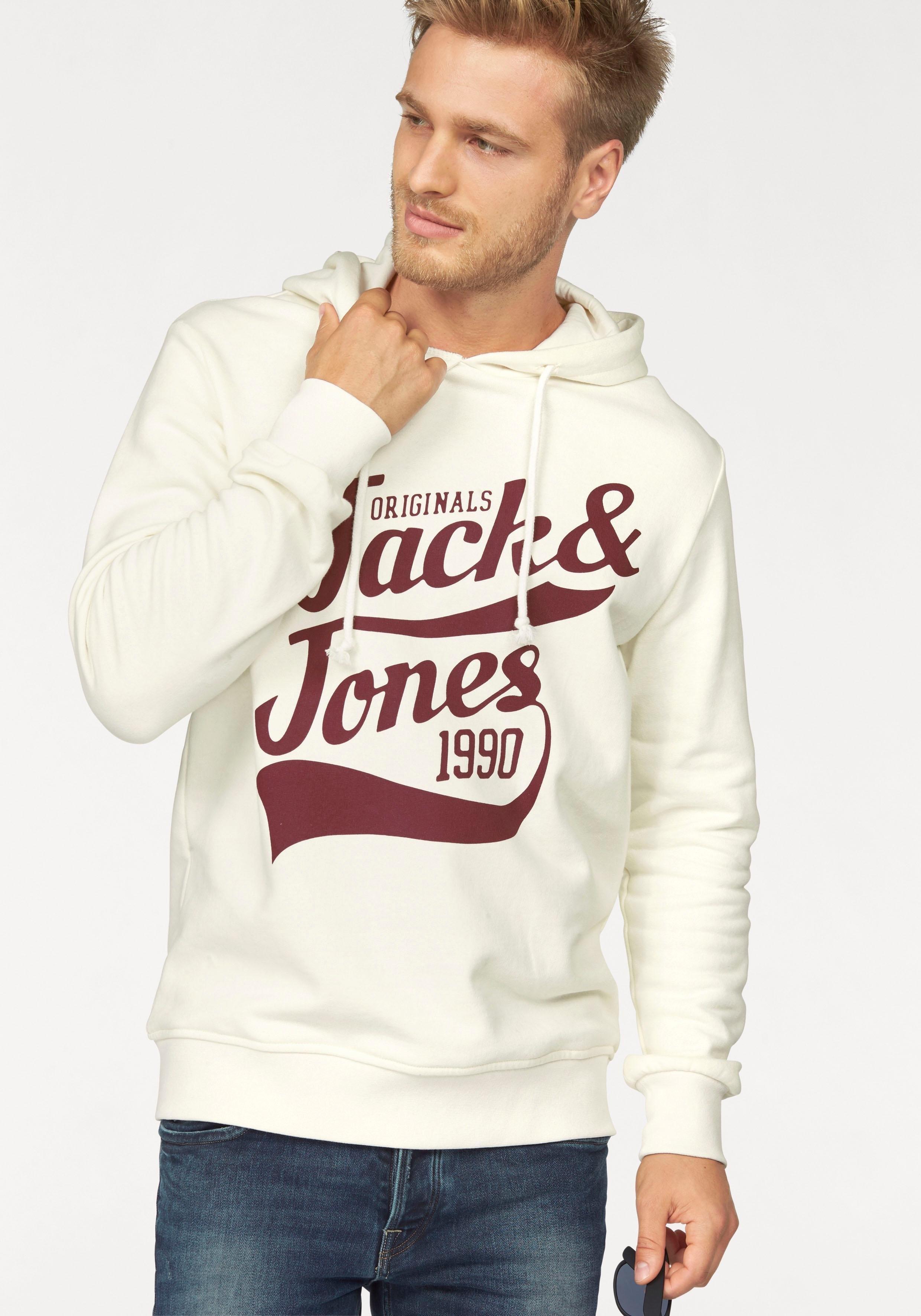 JACK & JONES capuchonsweatshirt bij OTTO online kopen