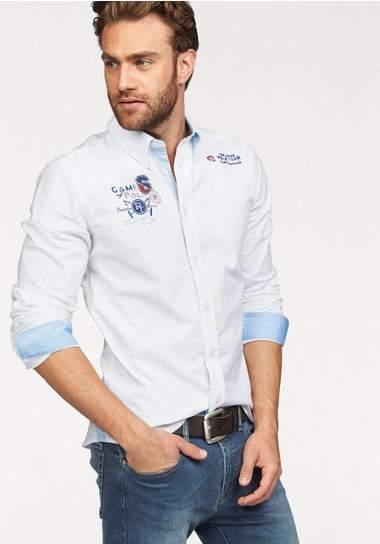 TOM TAILOR POLO TEAM overhemd