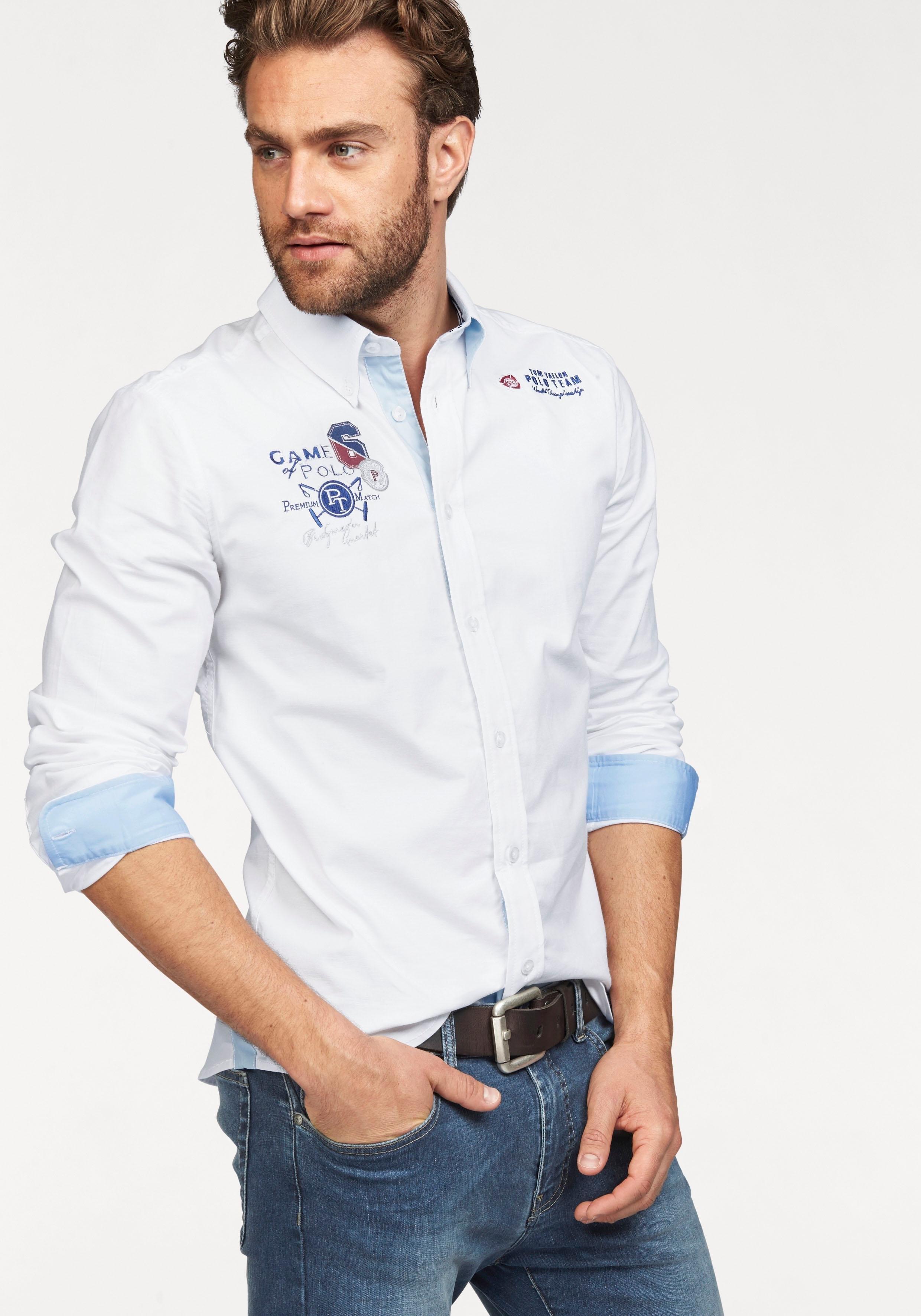 Tom Tailor Polo Team overhemd online kopen op otto.nl