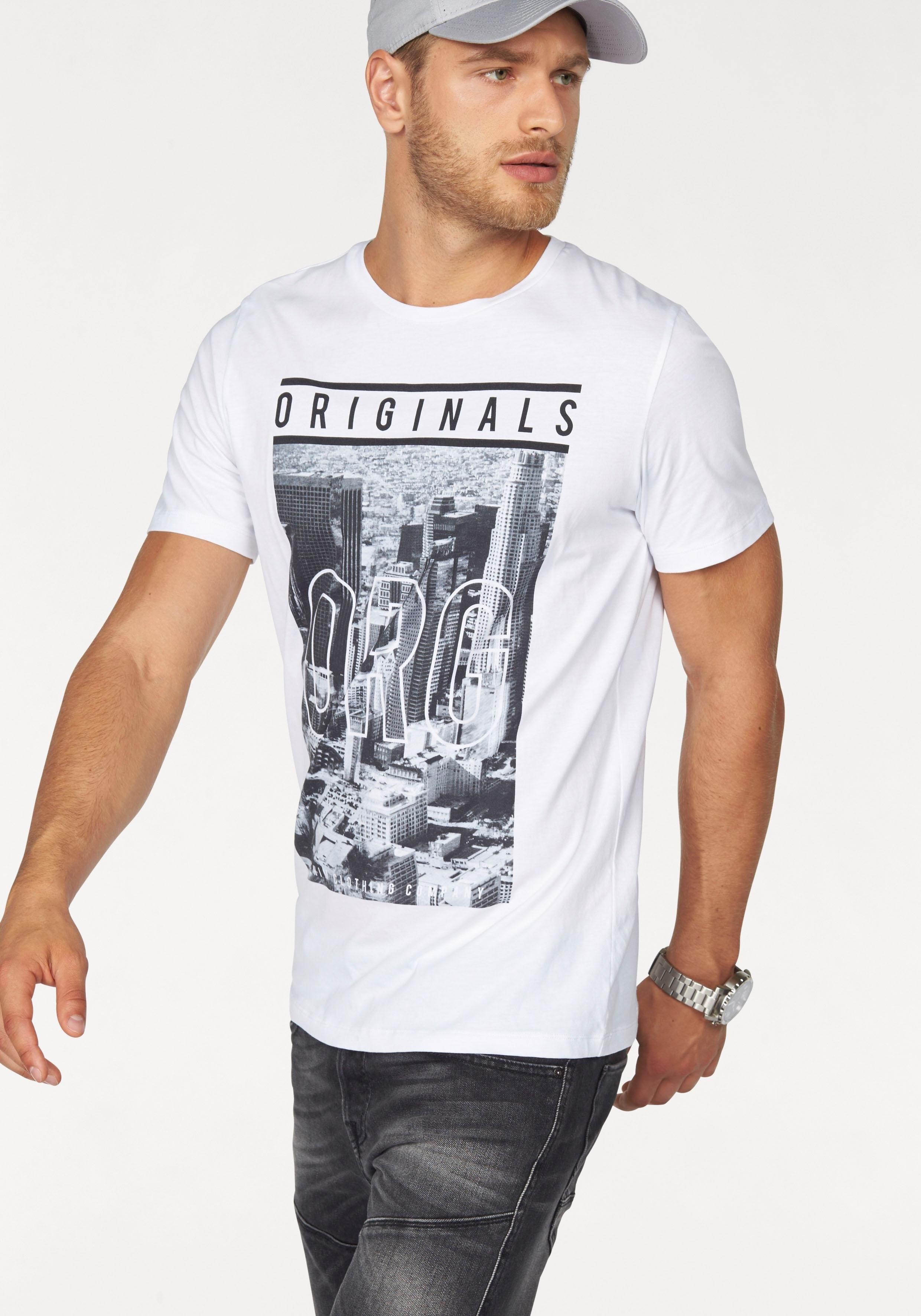 JACK & JONES T-shirt in de webshop van OTTO kopen