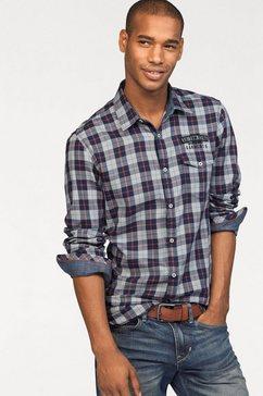 S.OLIVER geruit overhemd