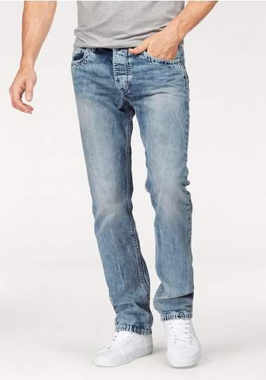 BRUNO BANANI straight-jeans »Carlos«