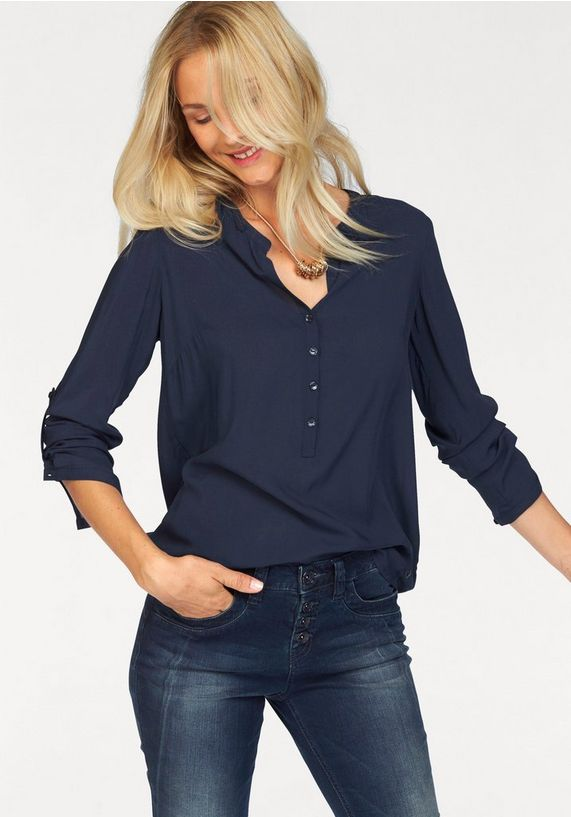 TOM TAILOR overhemdblouse