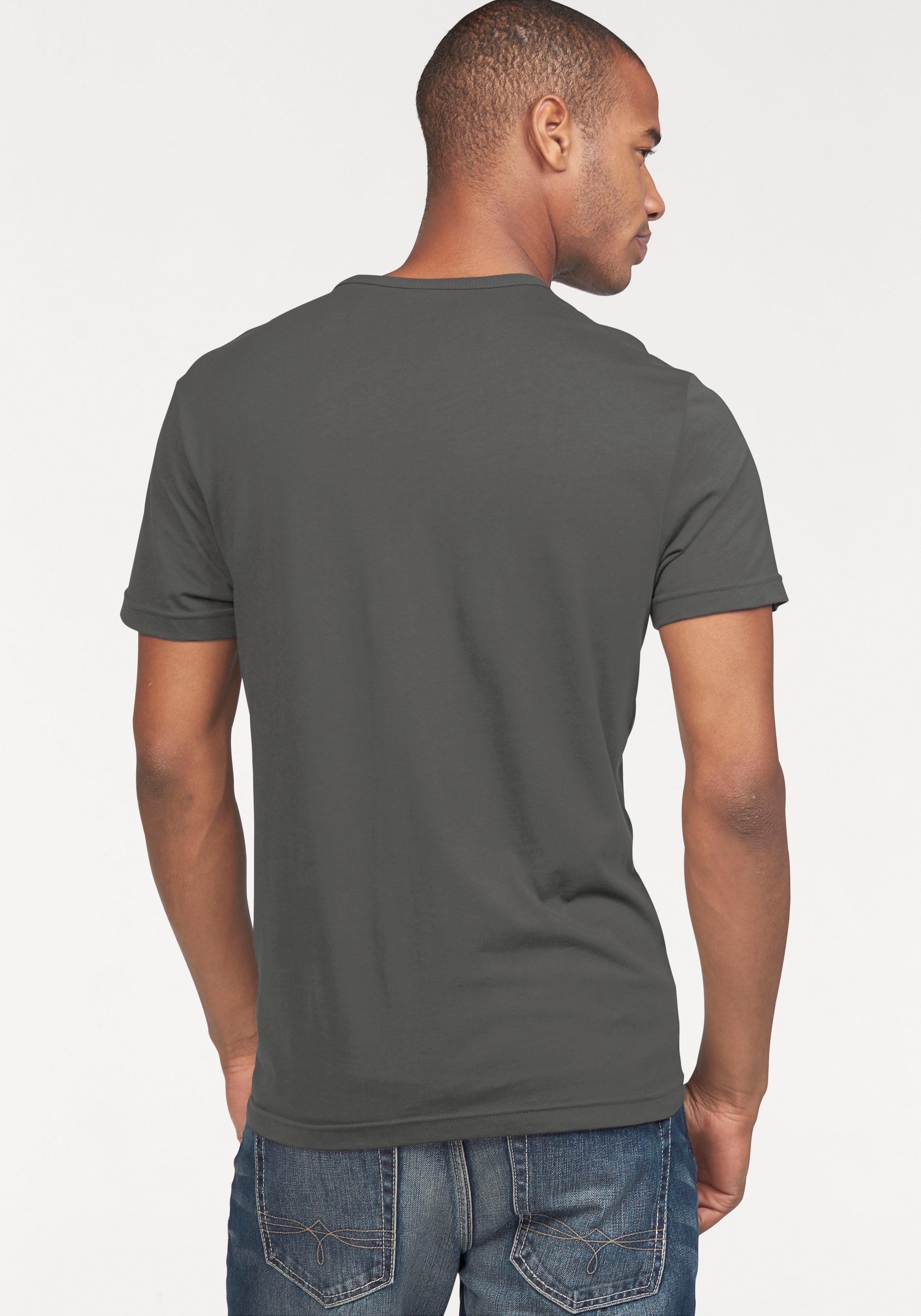 s.Oliver T-shirt met print - gratis ruilen op otto.nl
