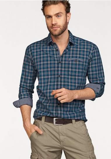 TOM TAILOR geruit overhemd