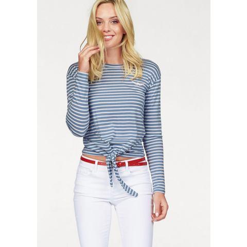 NU 15% KORTING: ARIZONA shirt met lange mouwen