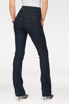 high waist-jeans