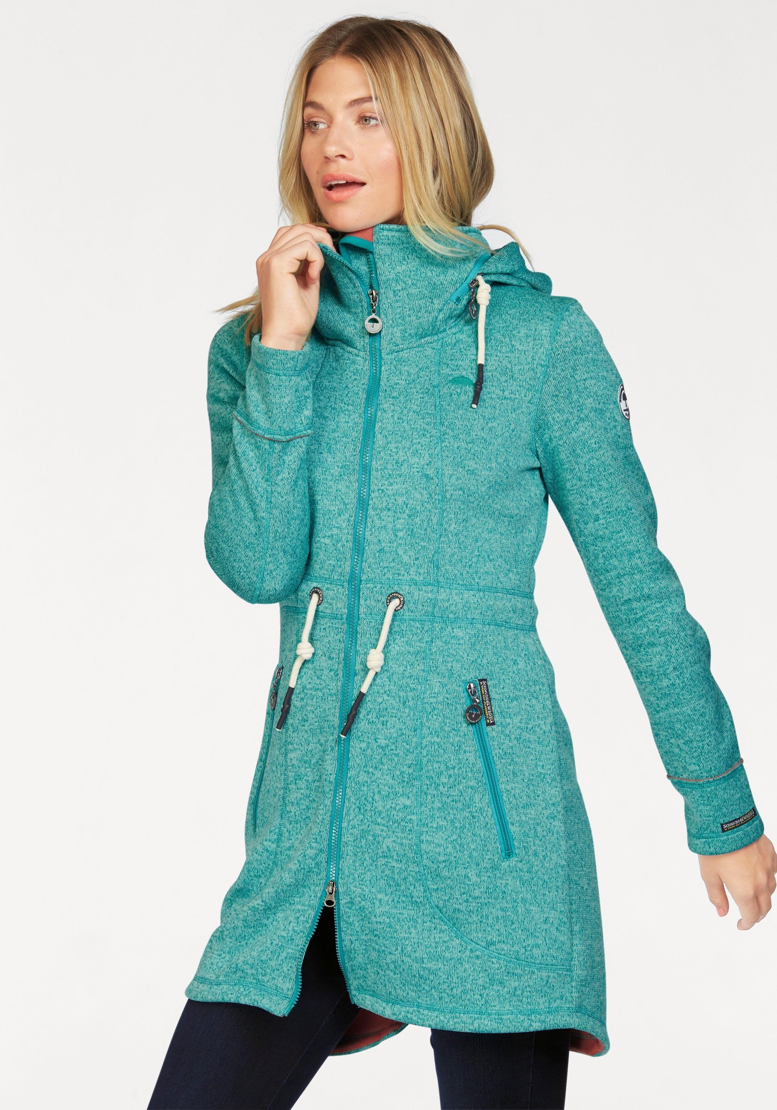 Schmuddelwedda fleece mantel