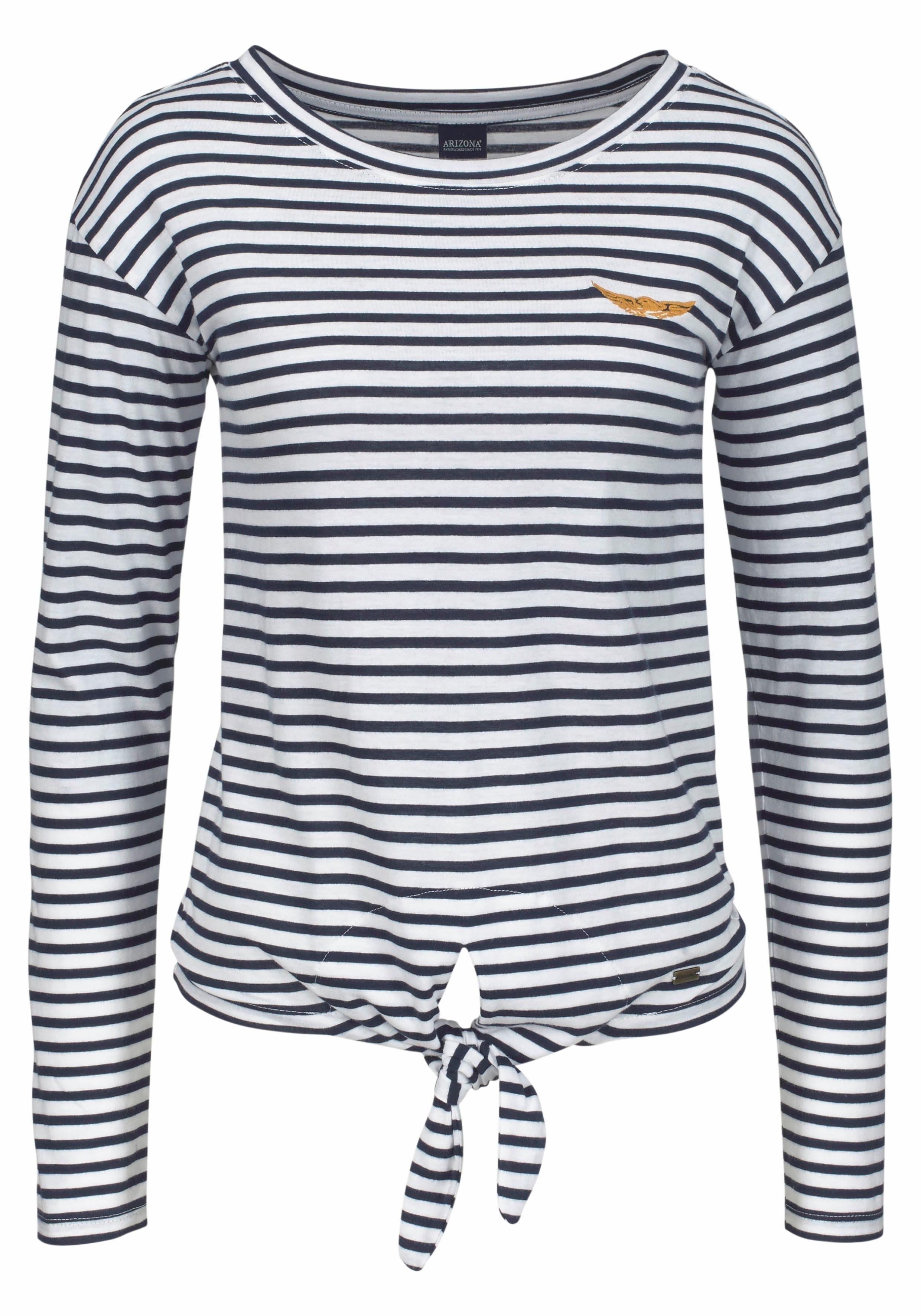 Online Bestellen Arizona Mouwen Shirt Met Lange uPkOXZi