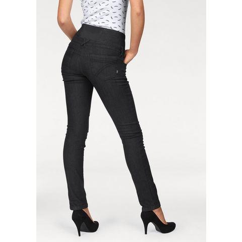 Arizona jeans met elastische inzet