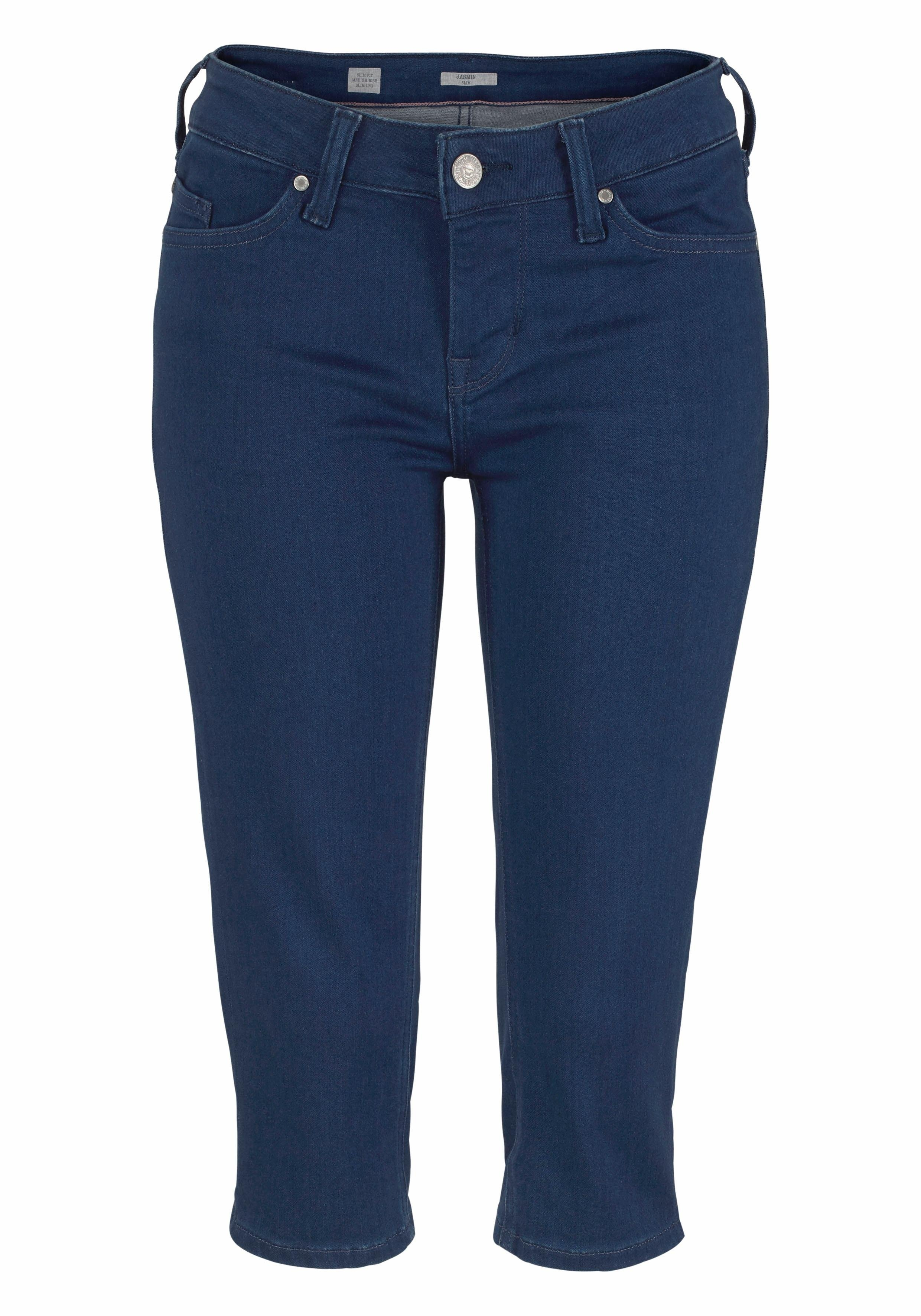 Capribroekmustang jeans capri Gevonden Mustang Snel gfyY6b7