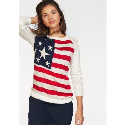 AJC Trui met Amerikaanse vlag